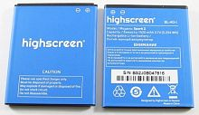 Аккумулятор Highscreen Spark 2 3.7V 1420mAh orig