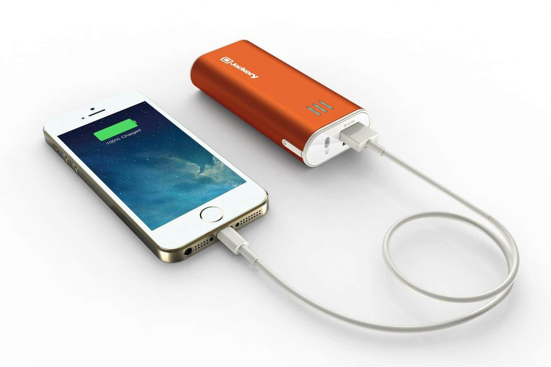 Как сделать портативное зарядное устройство